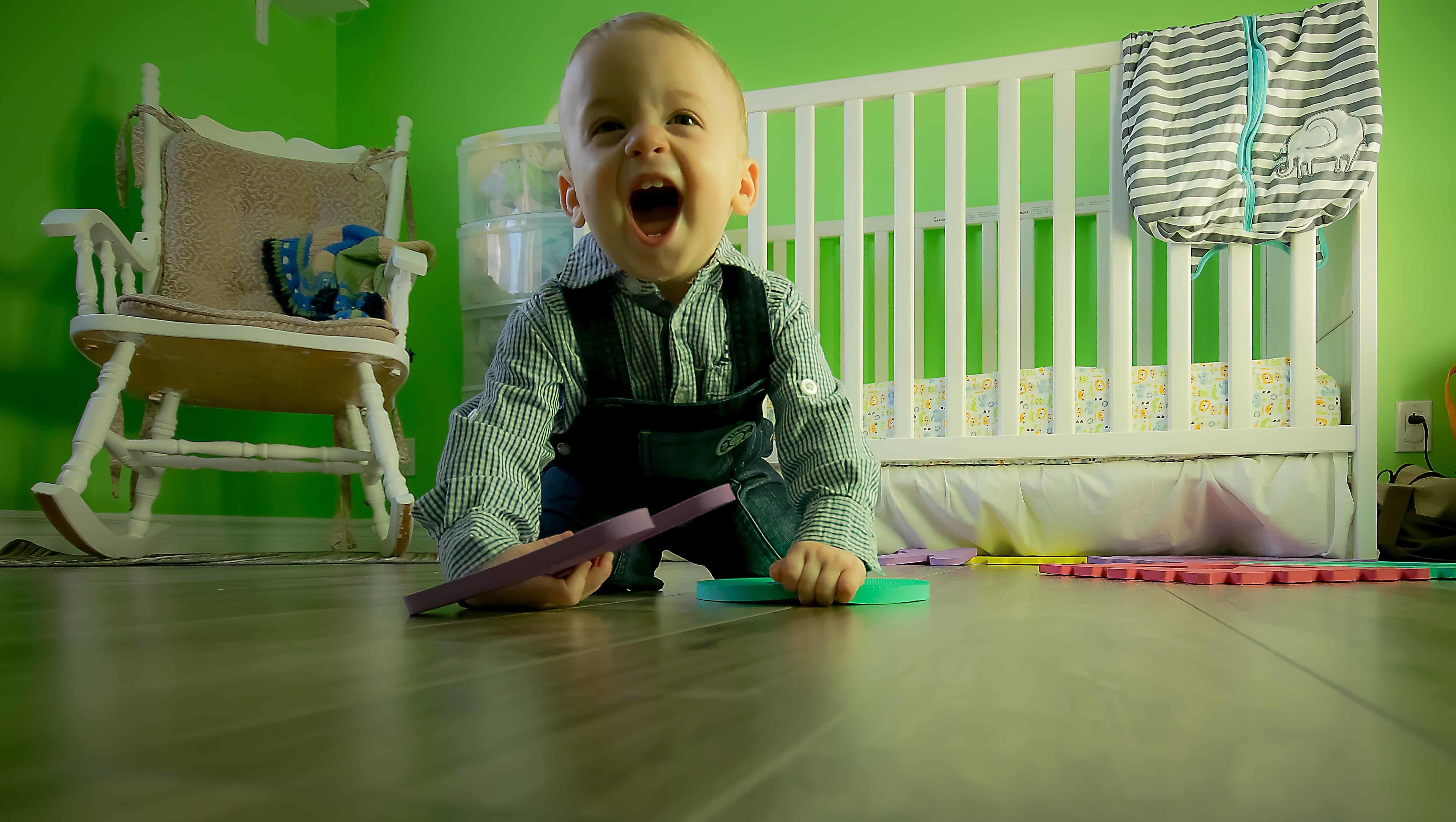 infant cognitive growth