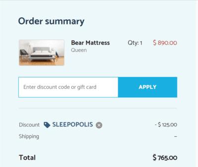 2018-12-06 10_50_12-Bear Mattress - Customer information - Bear Mattress - Checkout