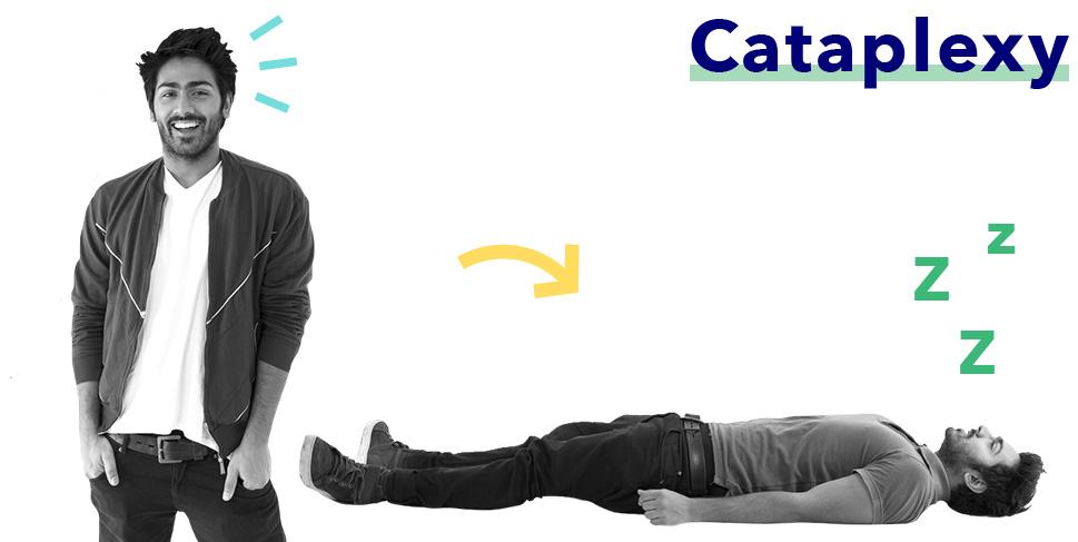 Cataplexy and Hypersomnia