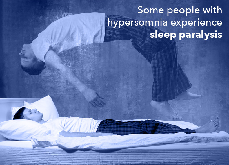 Sleep Paralysis and Hypersomnia