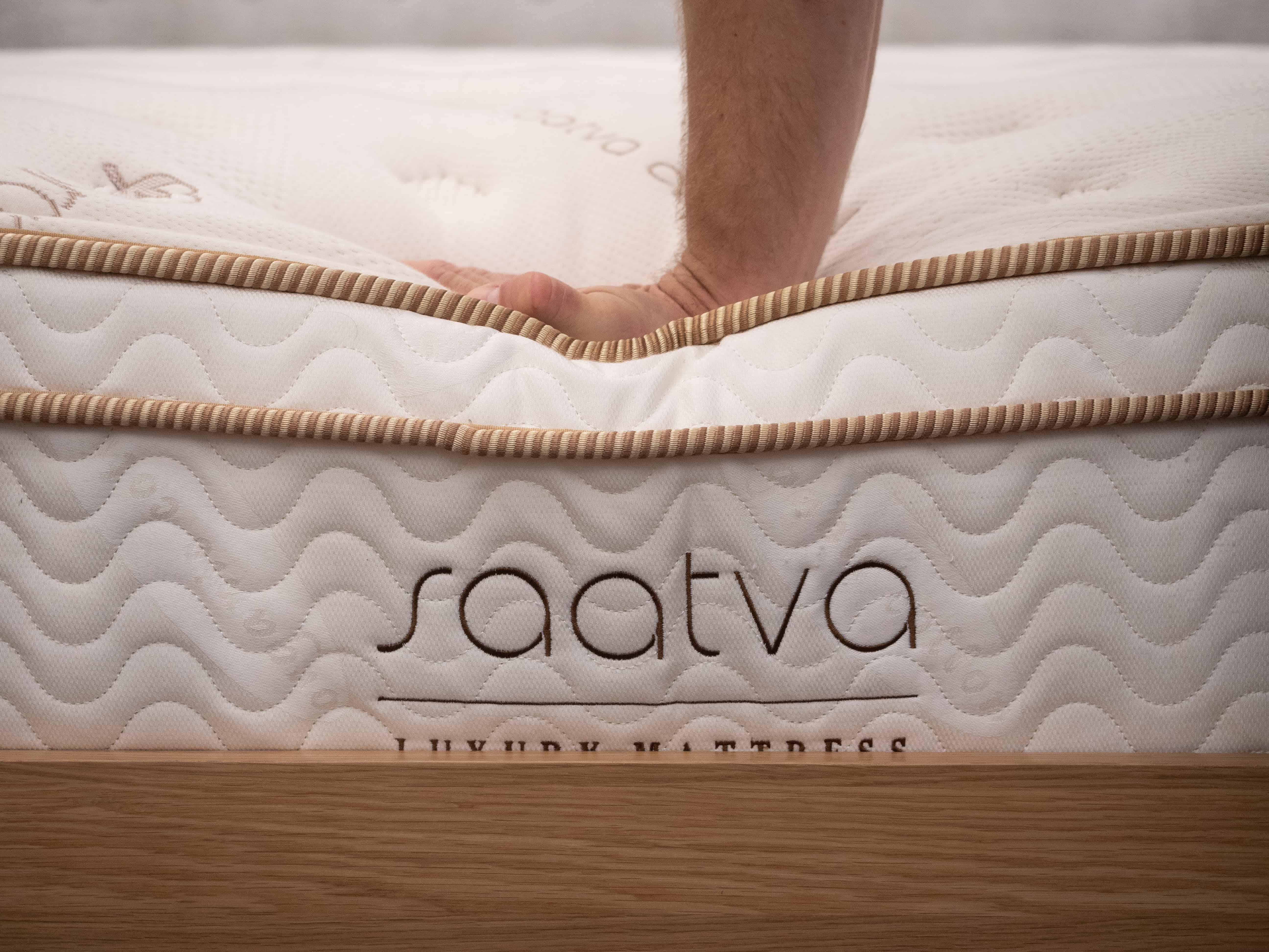2155669 Saatva Mattress Review: Is a Saatva a Good Mattress?