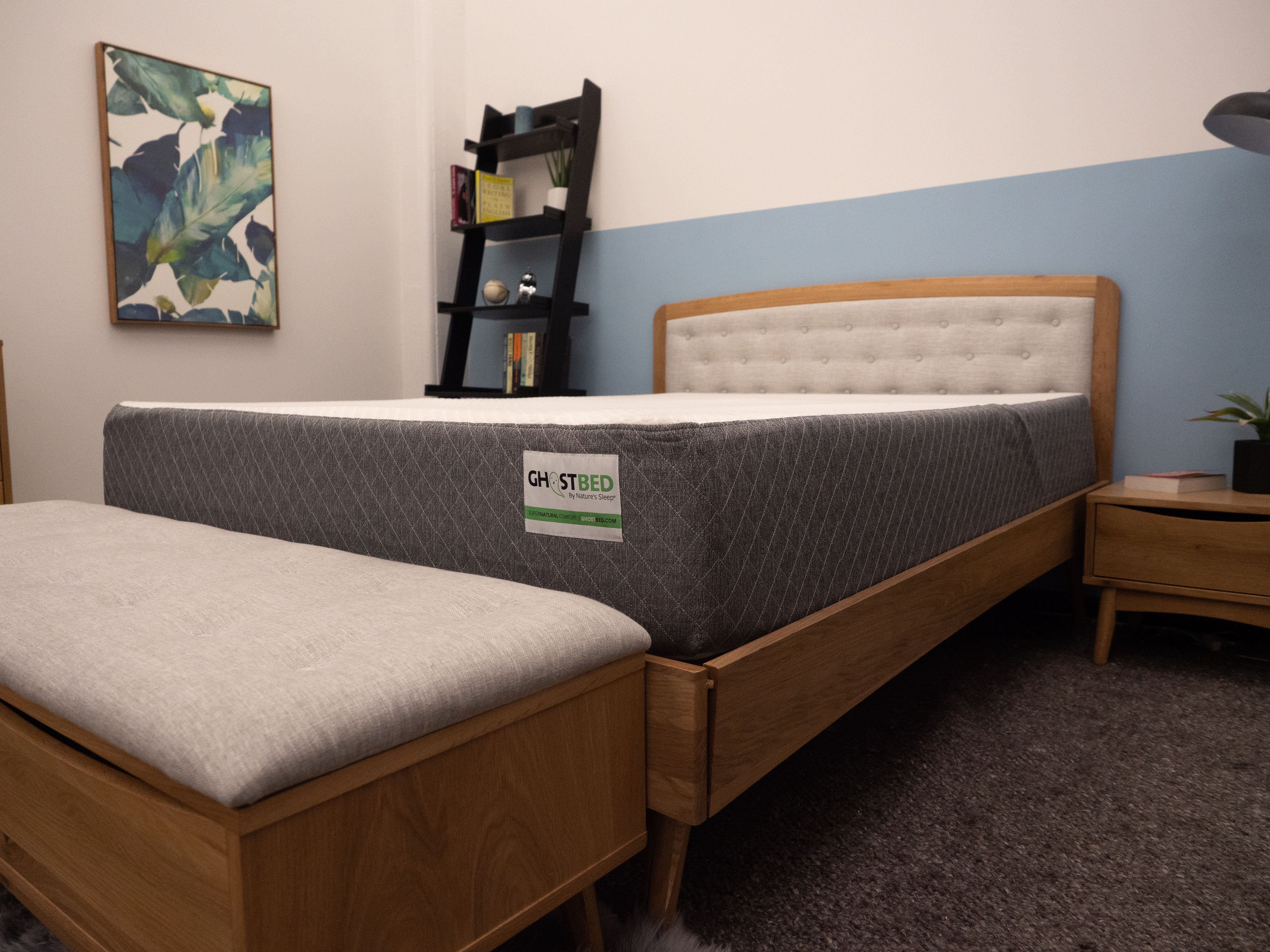 Ghostbed-Mattress Best Mattress for Heavy People