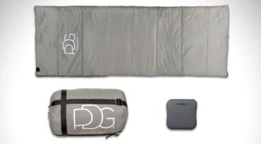 Meet the World's First Heated Sleeping Bag