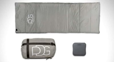 heated sleeping bag