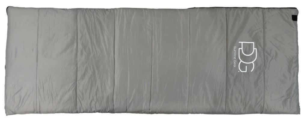 electronically heated bag for sleep