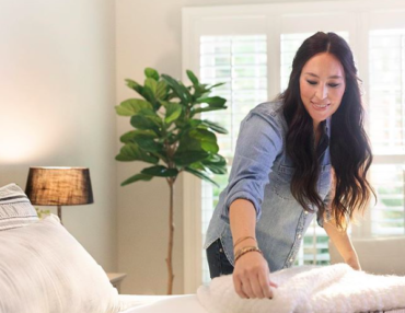 Joanna Gaines Just Launched a Chic New Line of Bedding at Target