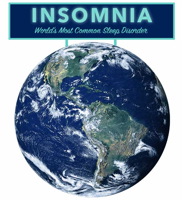 Insomnia planet graphic, 11 types article