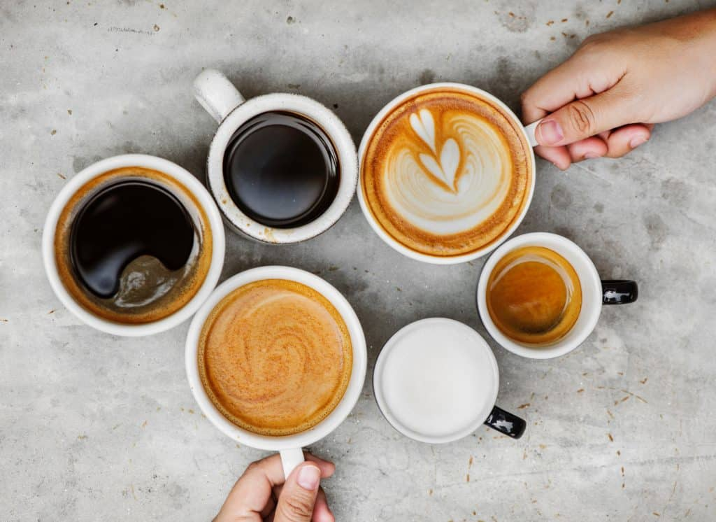 45 Beverages Ranked By Caffeine Per Ounce Sleepopolis