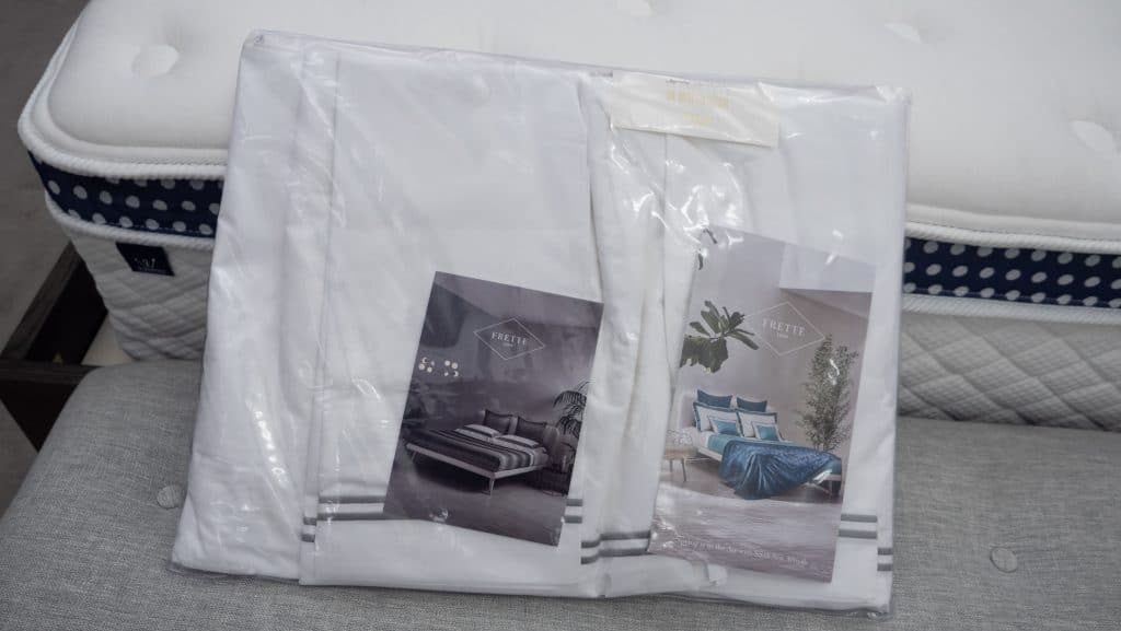 Frette Sheets Review
