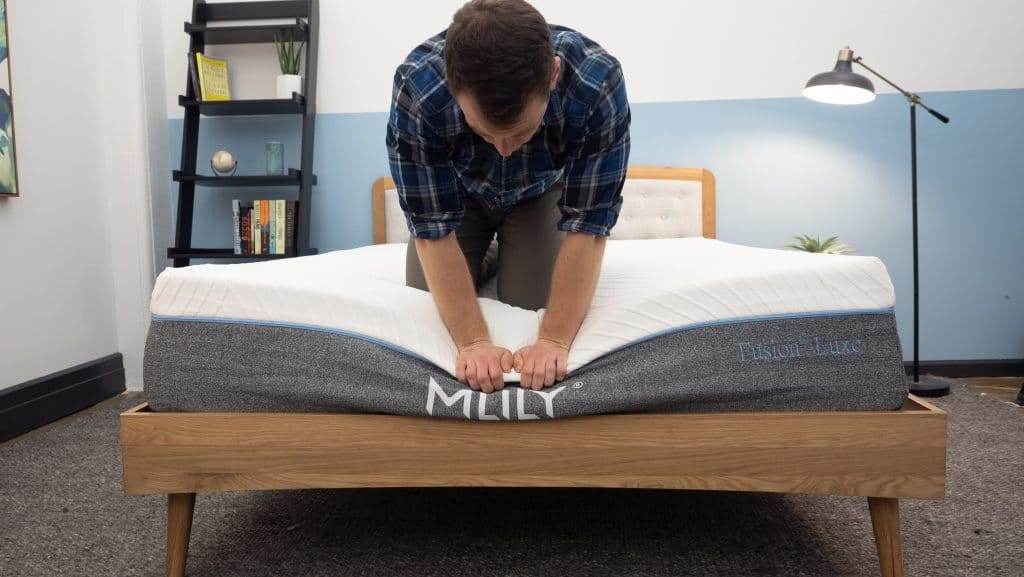 MLily mattress press