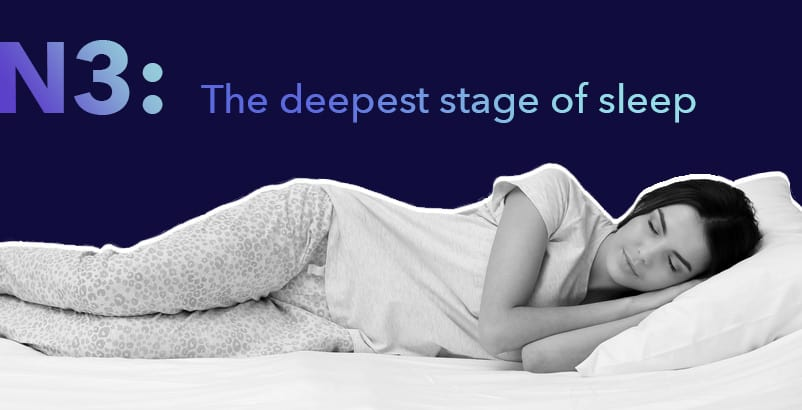 N3 the Deepest Stage of Sleep