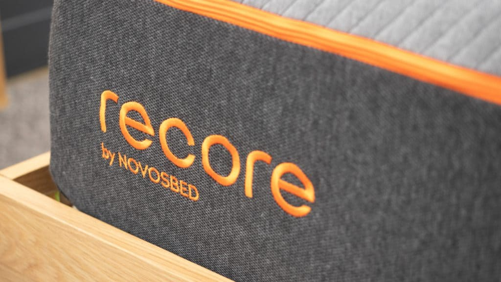 Recore mattress logo