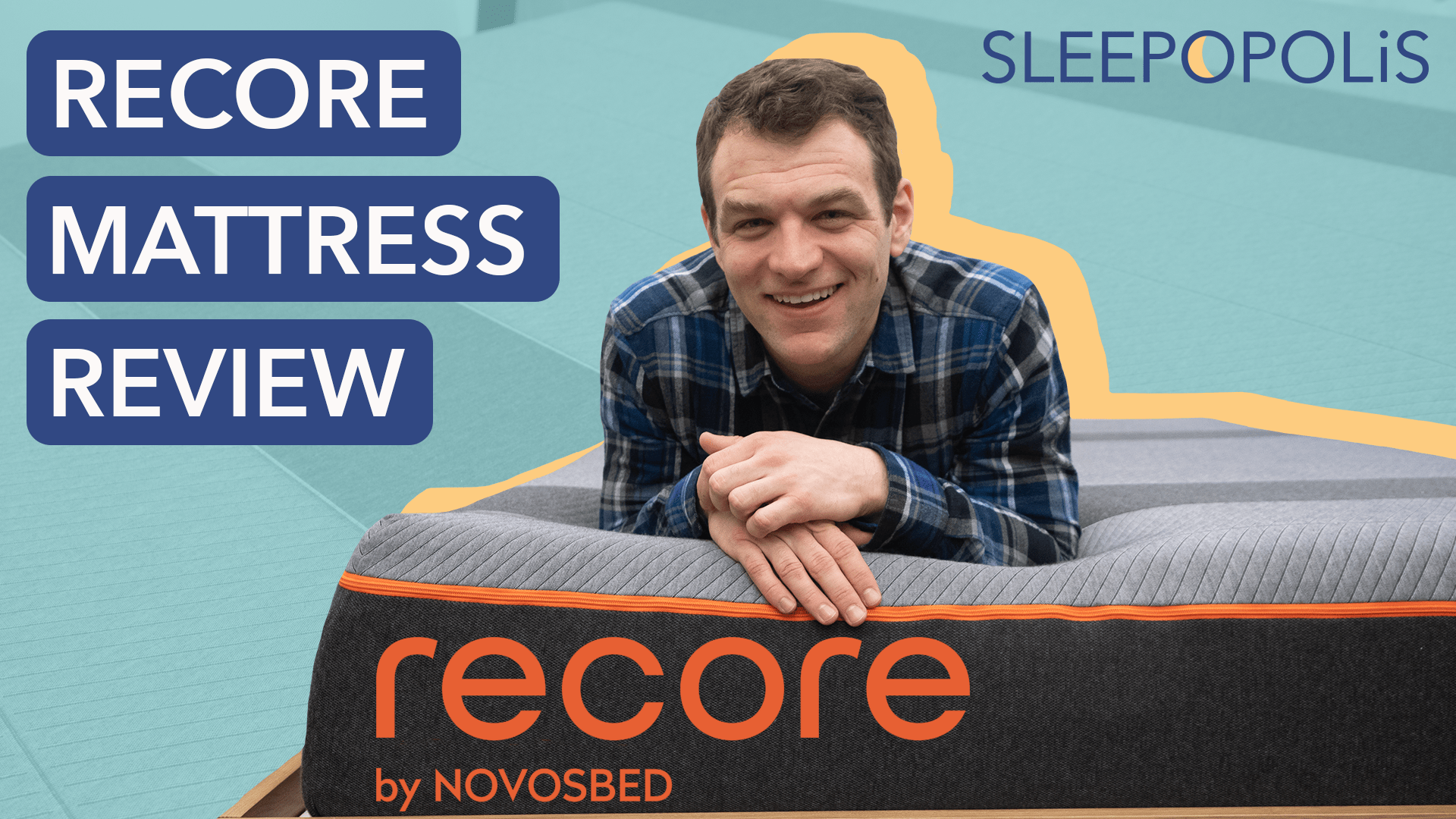 Recore By Novosbed Mattress Review Sleepopolis