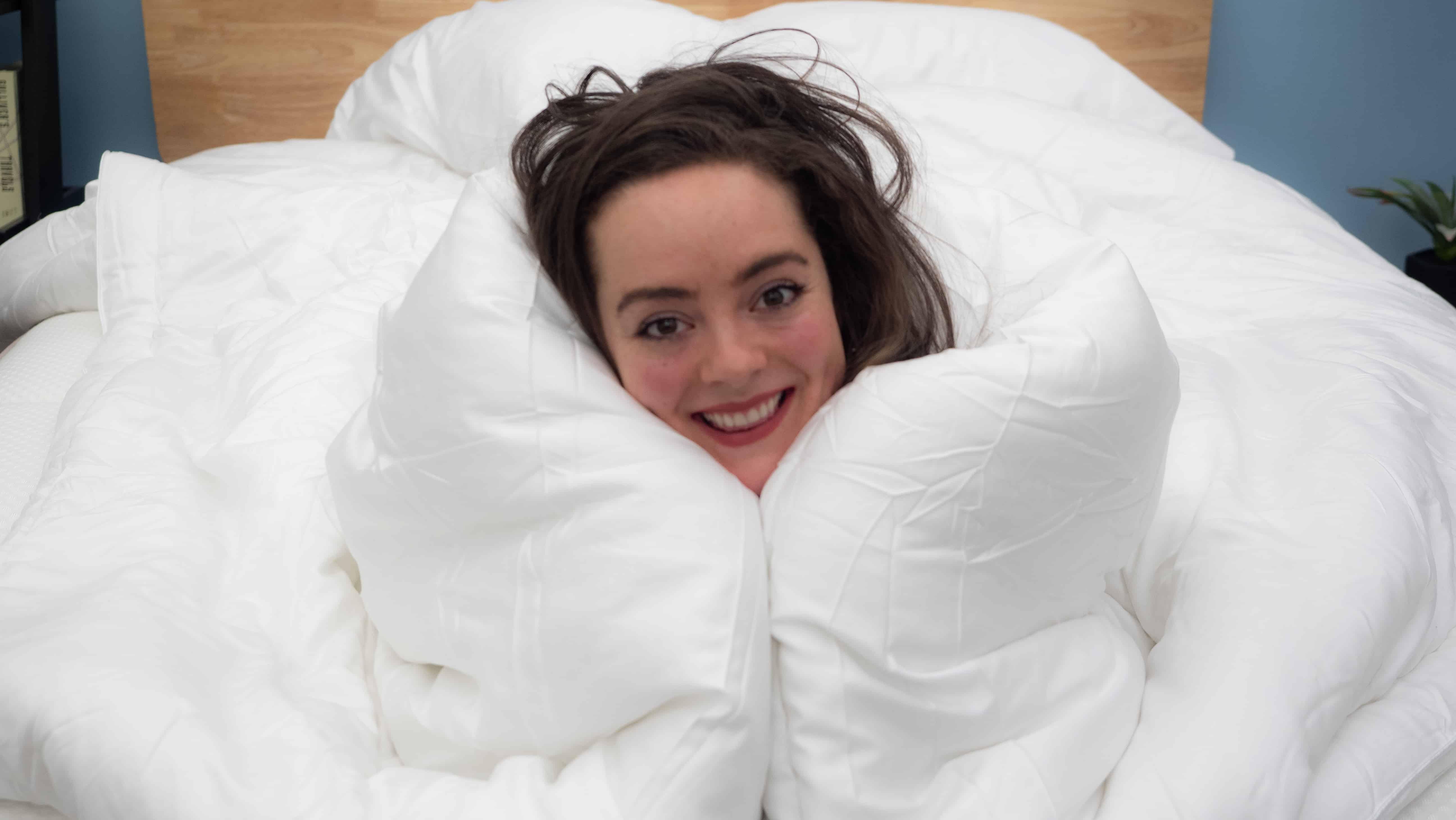 sarah buffy comforter
