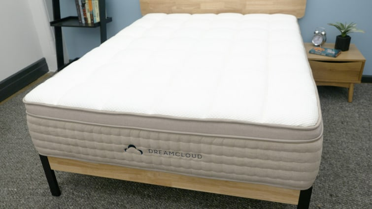 DreamCloud Mattress 1