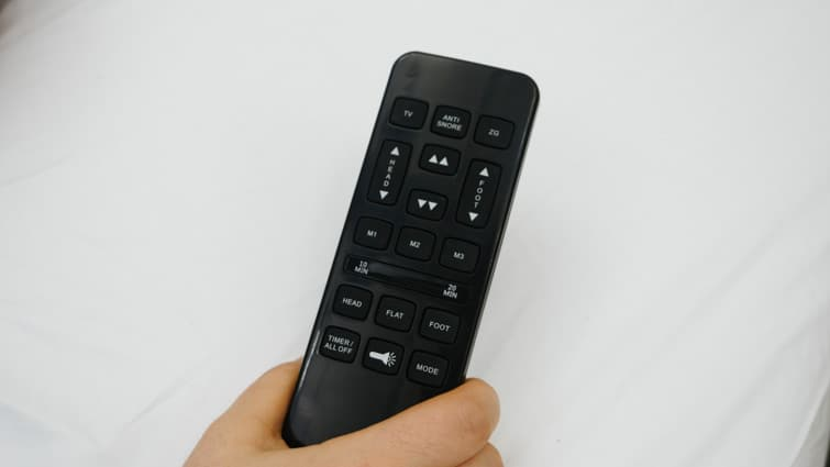 dream cloud remote control