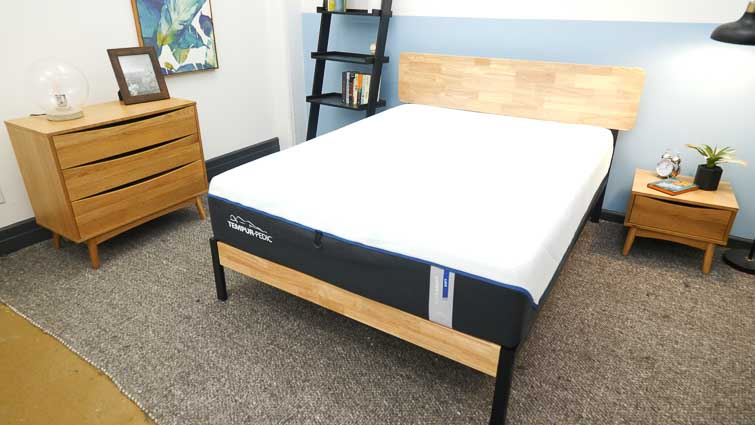 Tempur-Pedic LuxeAdapt mattress review