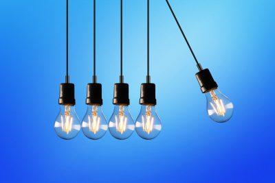 alternative energy background blue 1036936
