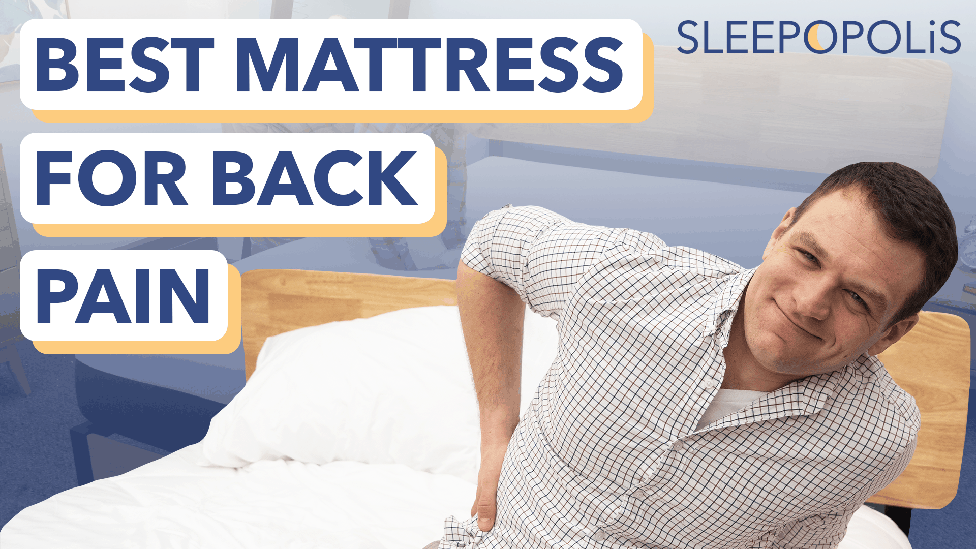 Best Mattress For Back Pain Sleepopolis