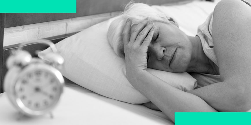 Elderly Issues with Sleep