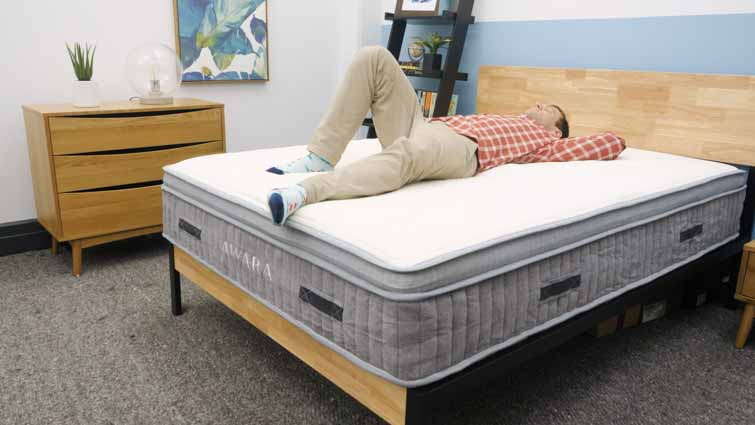 Awara Mattress Back