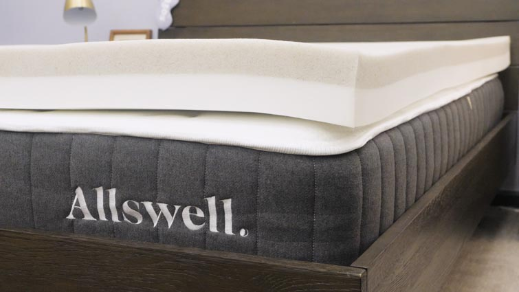 Allswell Home Mattress Toppers Review Sleepopolis