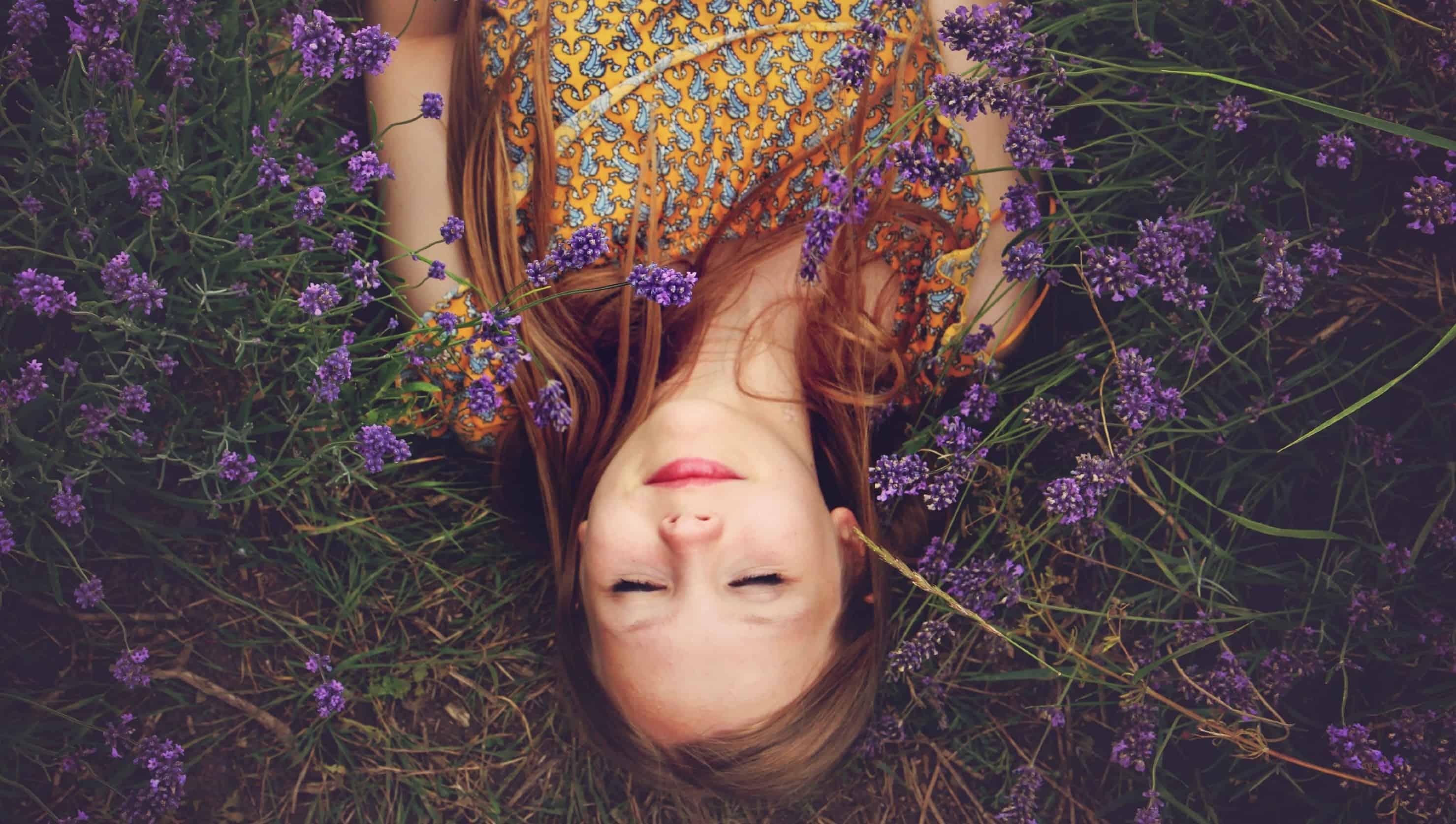 Woman sleeping image, interview, Annie Schlecht OT