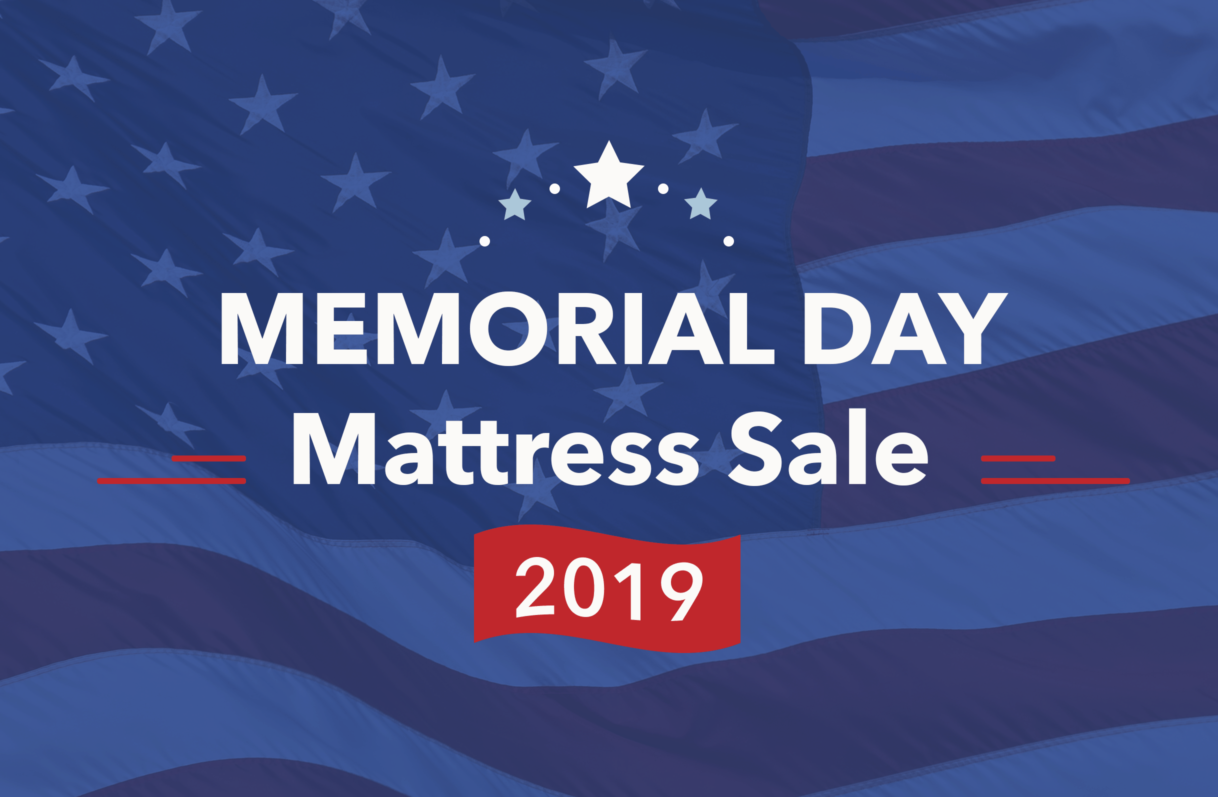 Memorial Day Mattress Deals 2019