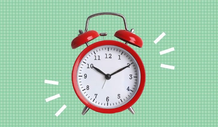 Consistent Sleep and Wake Times for Sleep Hygiene