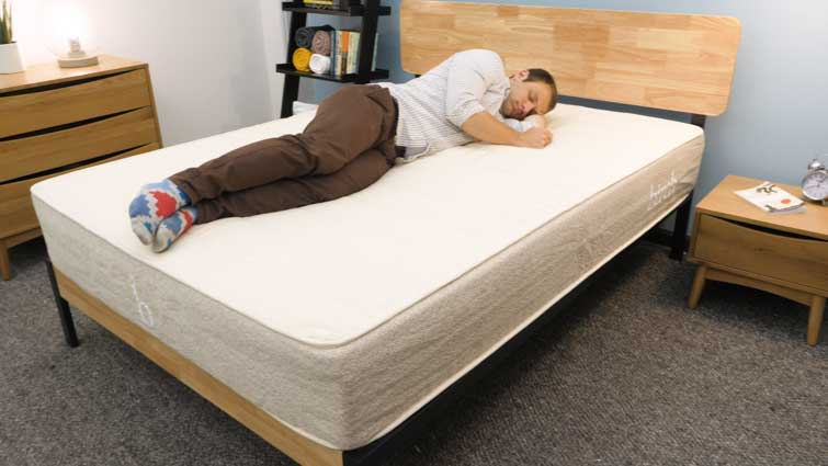 Birch Mattress Side Sleeping