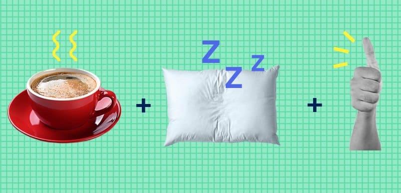 Caffeine Nap Brain Reboot