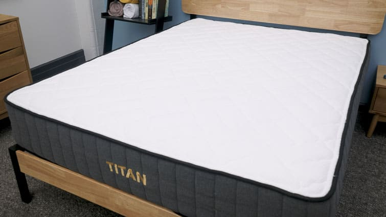Brooklyn Bedding Titan mattress cover