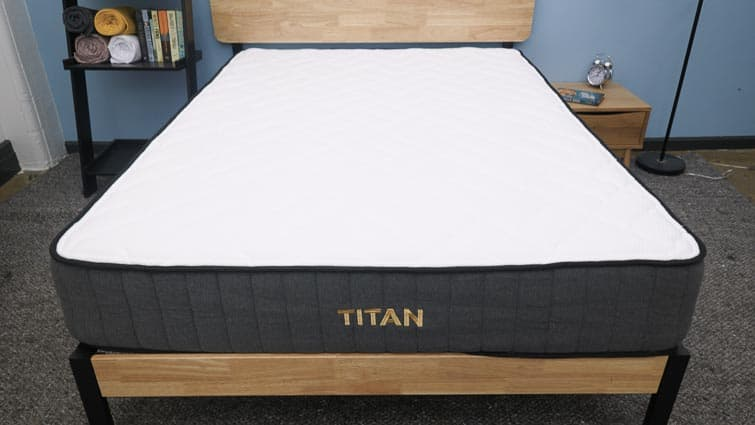 Brooklyn Bedding Titan mattress review