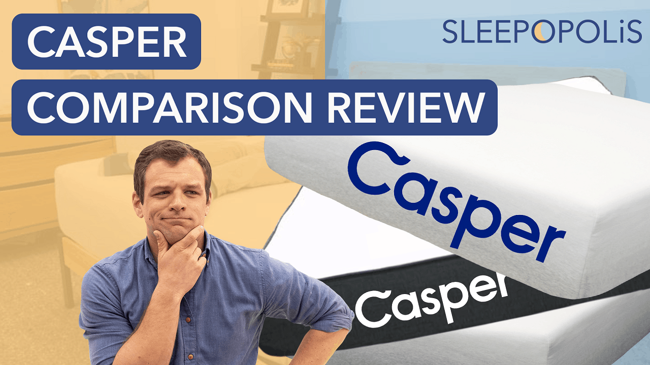Casper Mattress Comparison Casper Vs Essential Vs Wave Vs