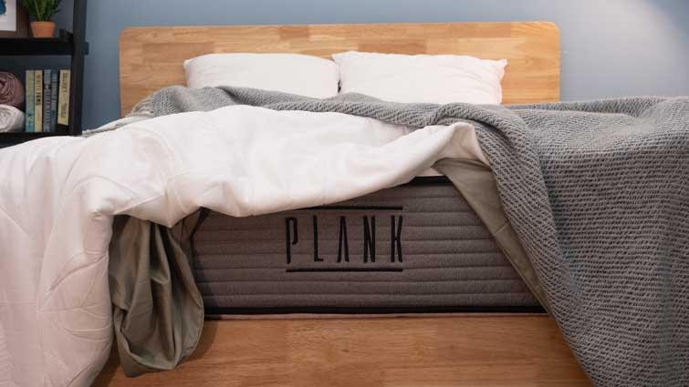Plank Mattress Made