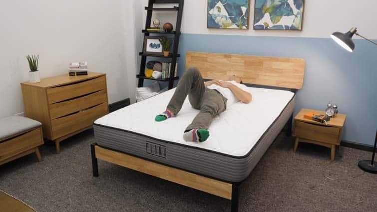 Plank Mattress Relax