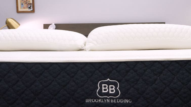 Brooklyn Bedding Luxury Cooling Pillows Review Sleepopolis