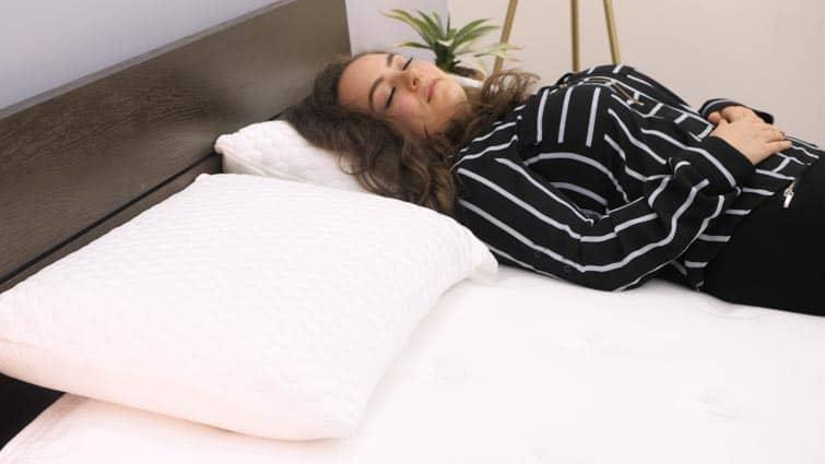 brooklyn bedding back sleeping