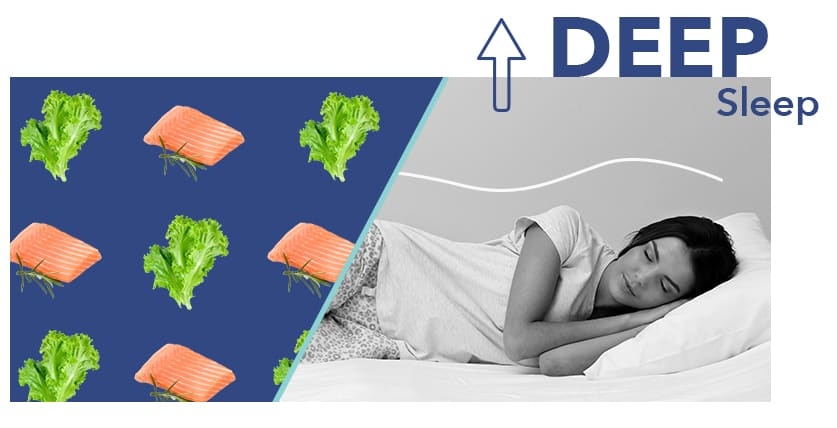 Food that Increase Deep Sleep