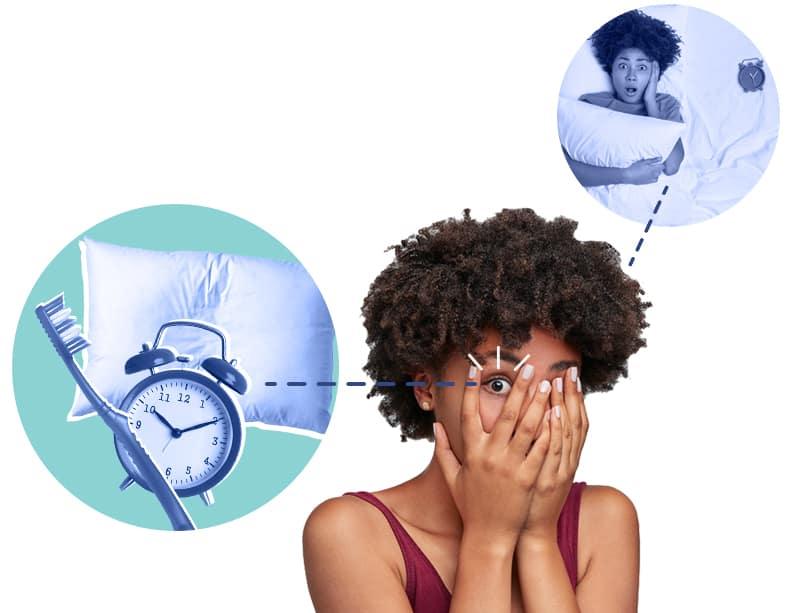 Insomnia Stimulus Control Triggers