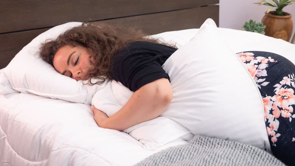 Picking the Best Pillows for Stomach Sleepers