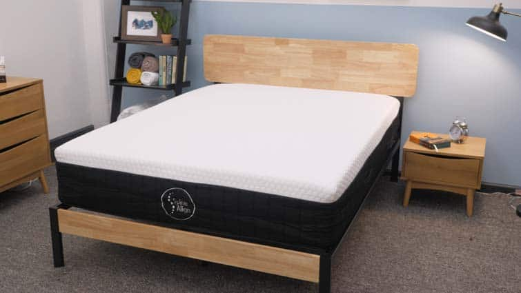 SpineAlign Hybrid Mattress