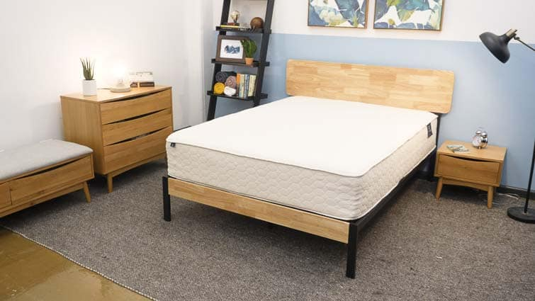 The WinkBeds EcoCloud mattress.