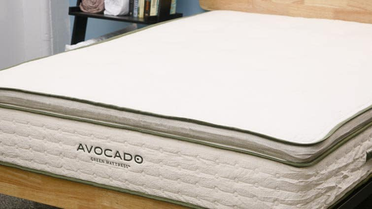 Avocado mattress cover