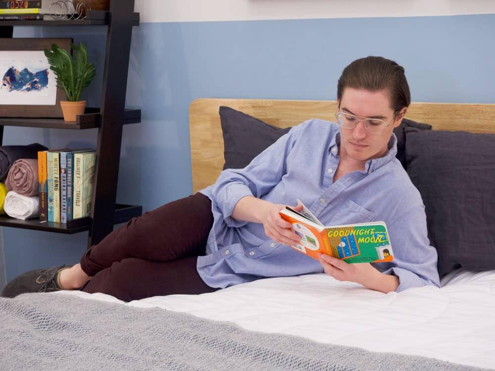 Choosing Bedtime Stories