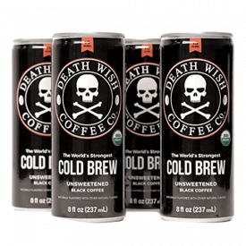 Death Wish Cold Brew
