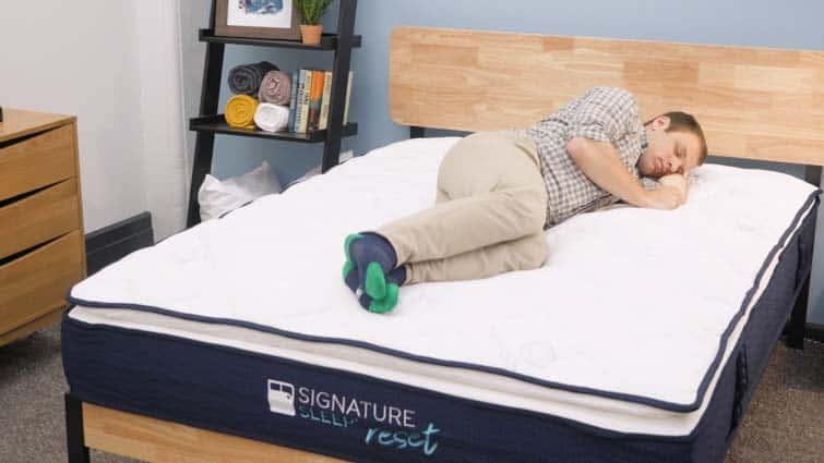 Signature Sleep Side