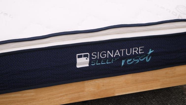 Signature Sleep Tag