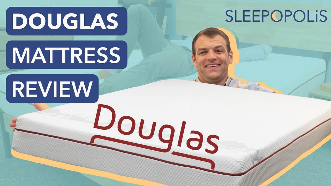 Douglas Mattress Review Is This The Canadian Bed For You