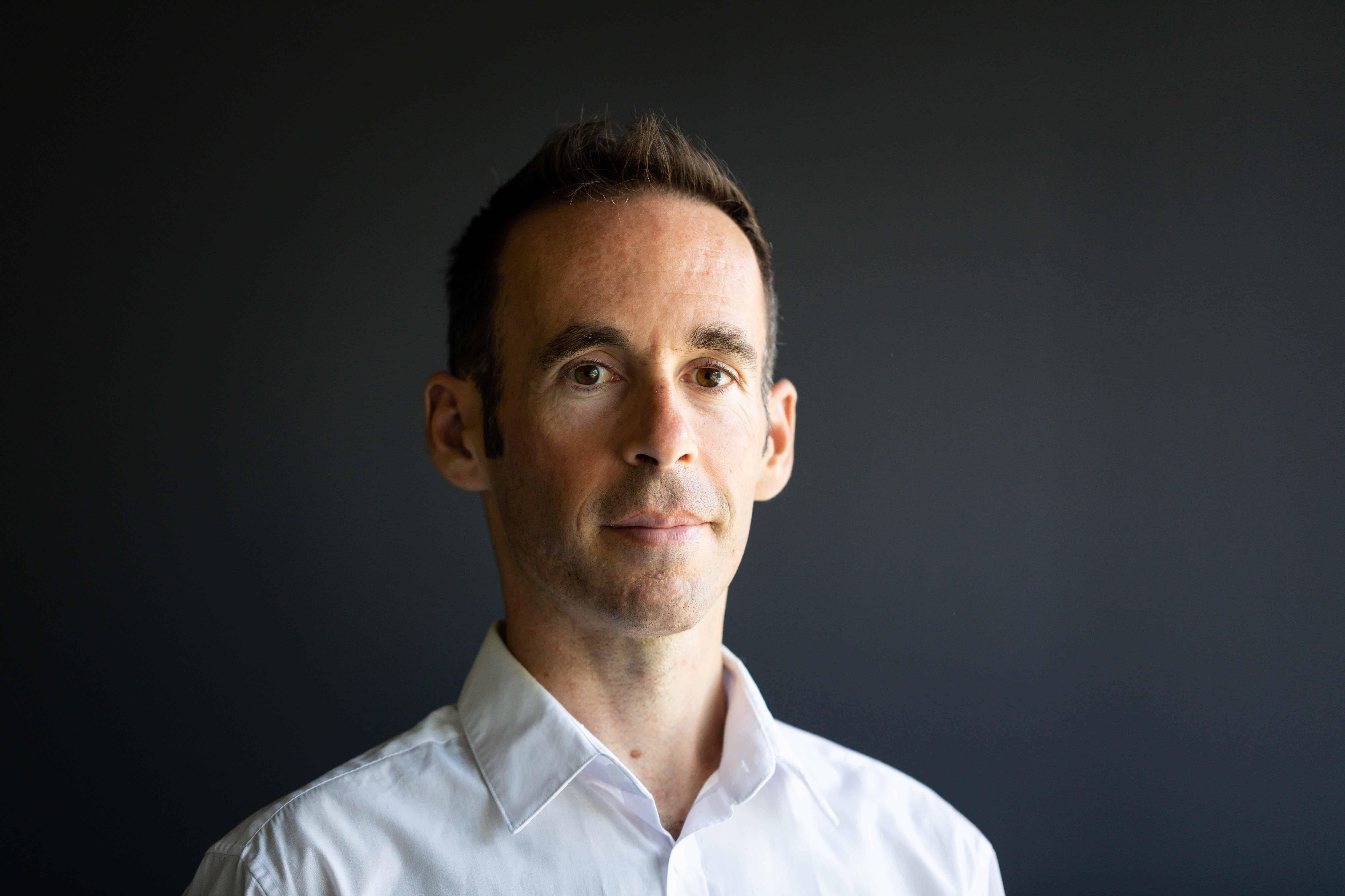 Expert interview headshot, Jeff Rothschild